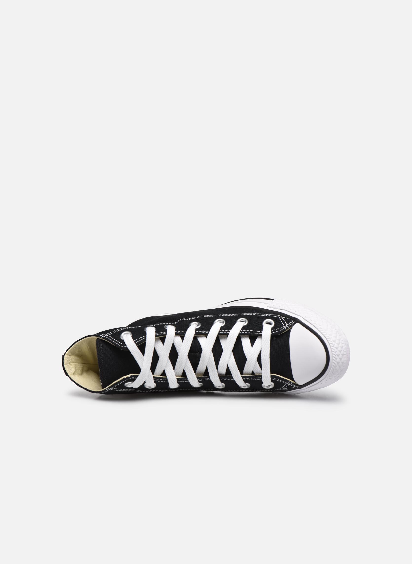 Sneakers Converse Chuck Taylor All Star Hi W Svart bild från vänster sidan