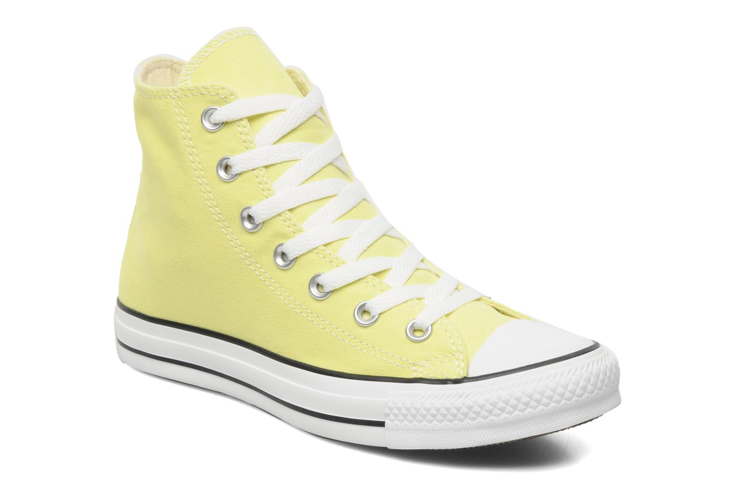 converse jaune all star