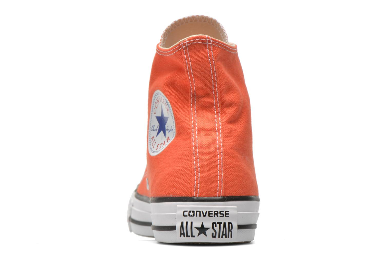 Chuck Taylor All Star Hi W My Van is on Fire/White/Black