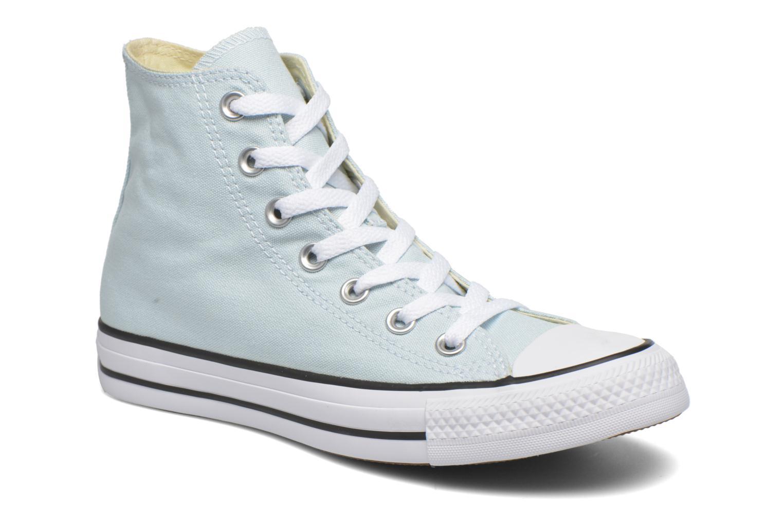 Sneaker Converse Chuck Taylor All Star Hi W grün detaillierte ansicht/modell