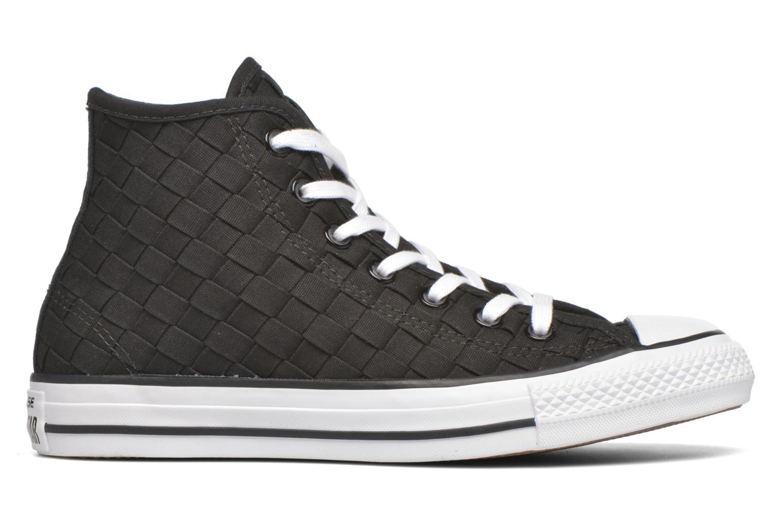 Sneakers Converse Chuck Taylor All Star Hi W Zwart achterkant