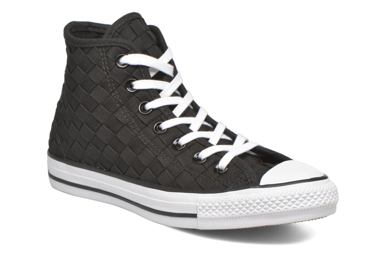 Chuck Taylor All Star Hi W Black/black/white