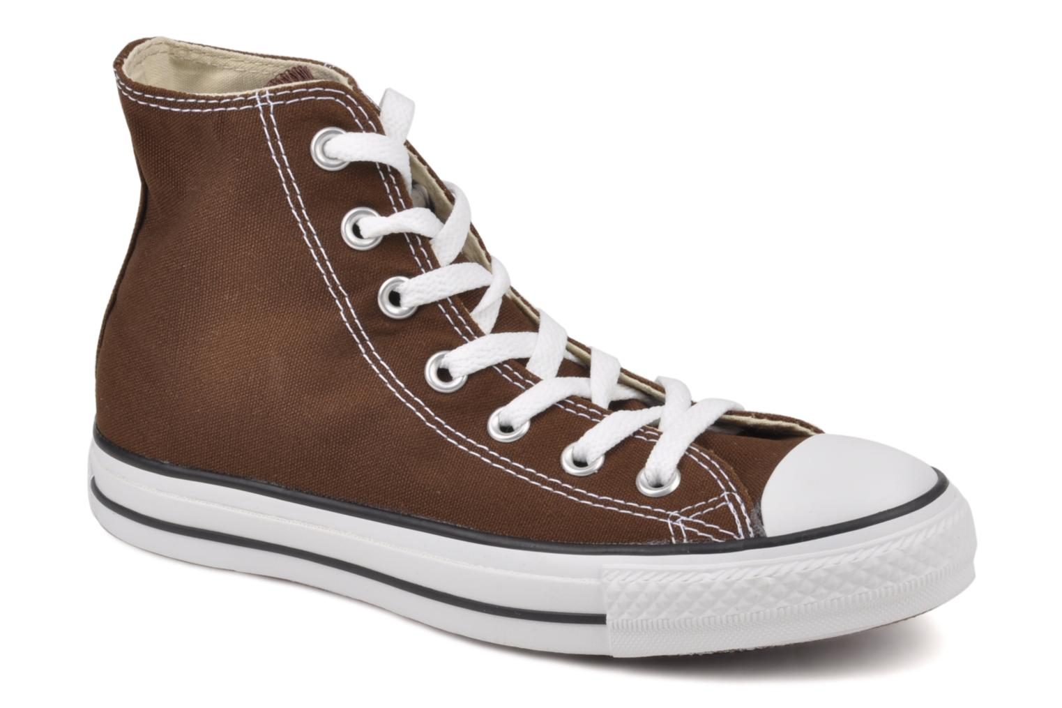 Chuck Taylor All Star Hi W Chocolat