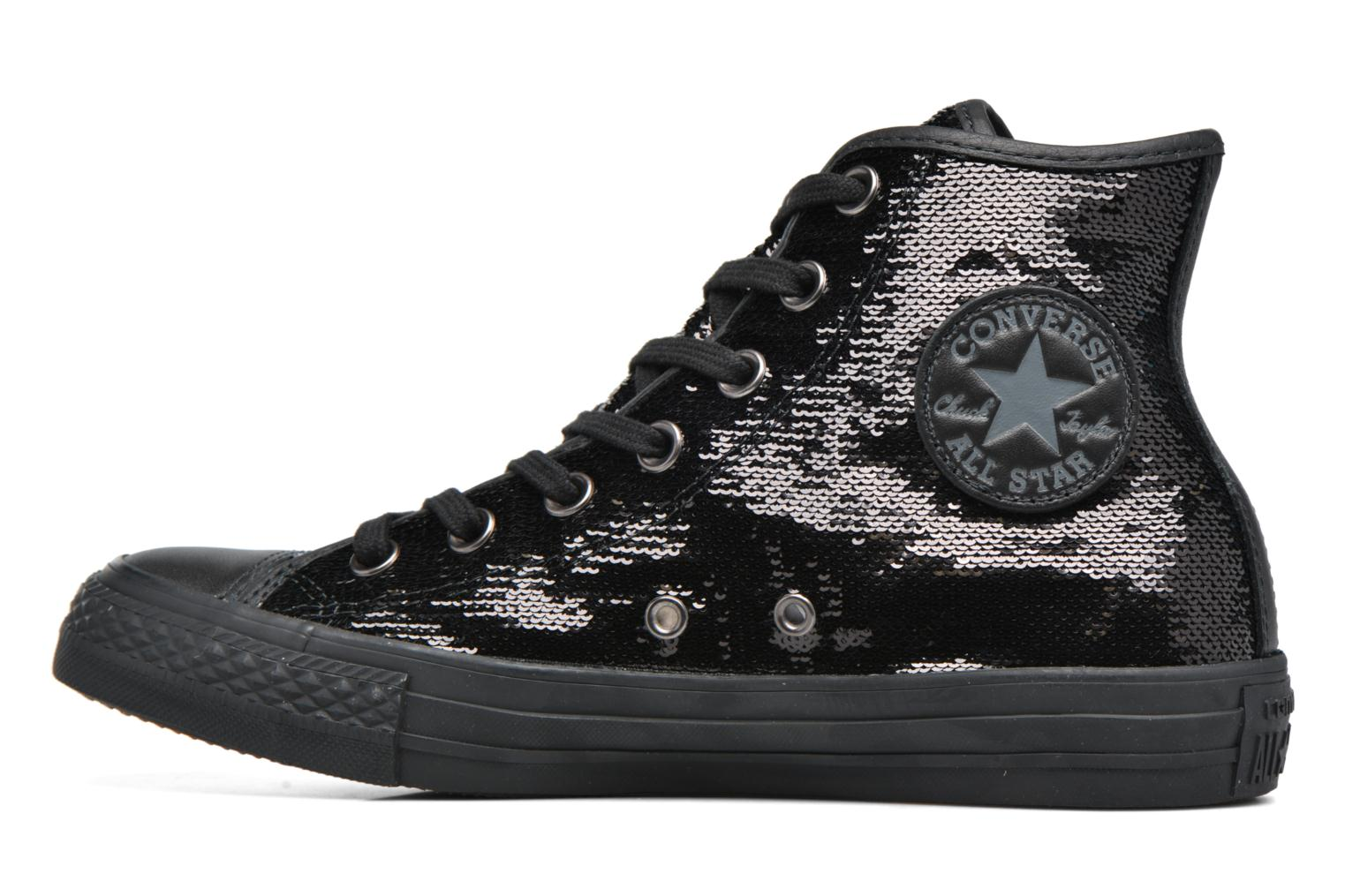 Chuck Taylor All Star Hi W Black/black/black