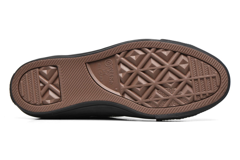 Sneakers Converse Chuck Taylor All Star Hi W Nero immagine dall'alto