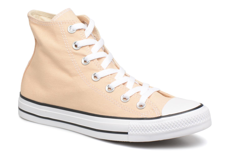 Grandes descuentos últimos zapatos Taylor Converse Chuck Taylor zapatos All Star Hi W (Amarillo) - Deportivas Descuento 7ab404