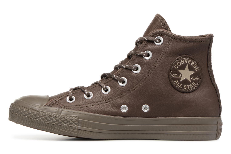 Zapatos promocionales Converse Chuck Taylor All Star Hi W W W (Marrón) - Deportivas   Gran descuento 69e300