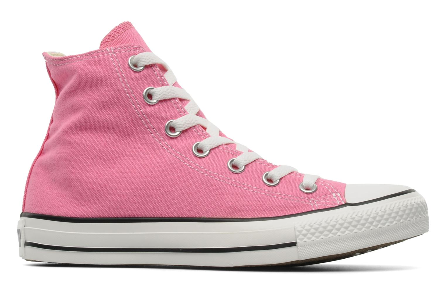 Sneakers Converse Chuck Taylor All Star Hi W Roze achterkant