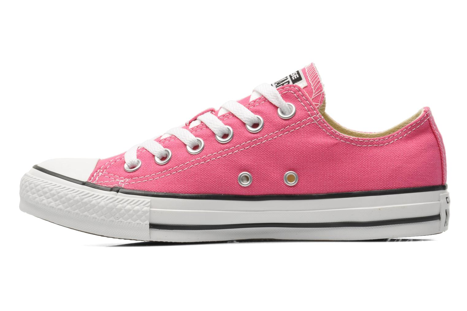 Sneakers Converse Chuck Taylor All Star Ox W Roze voorkant