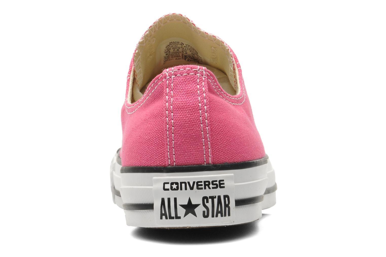 Chuck Taylor All Star Ox W Rose E15