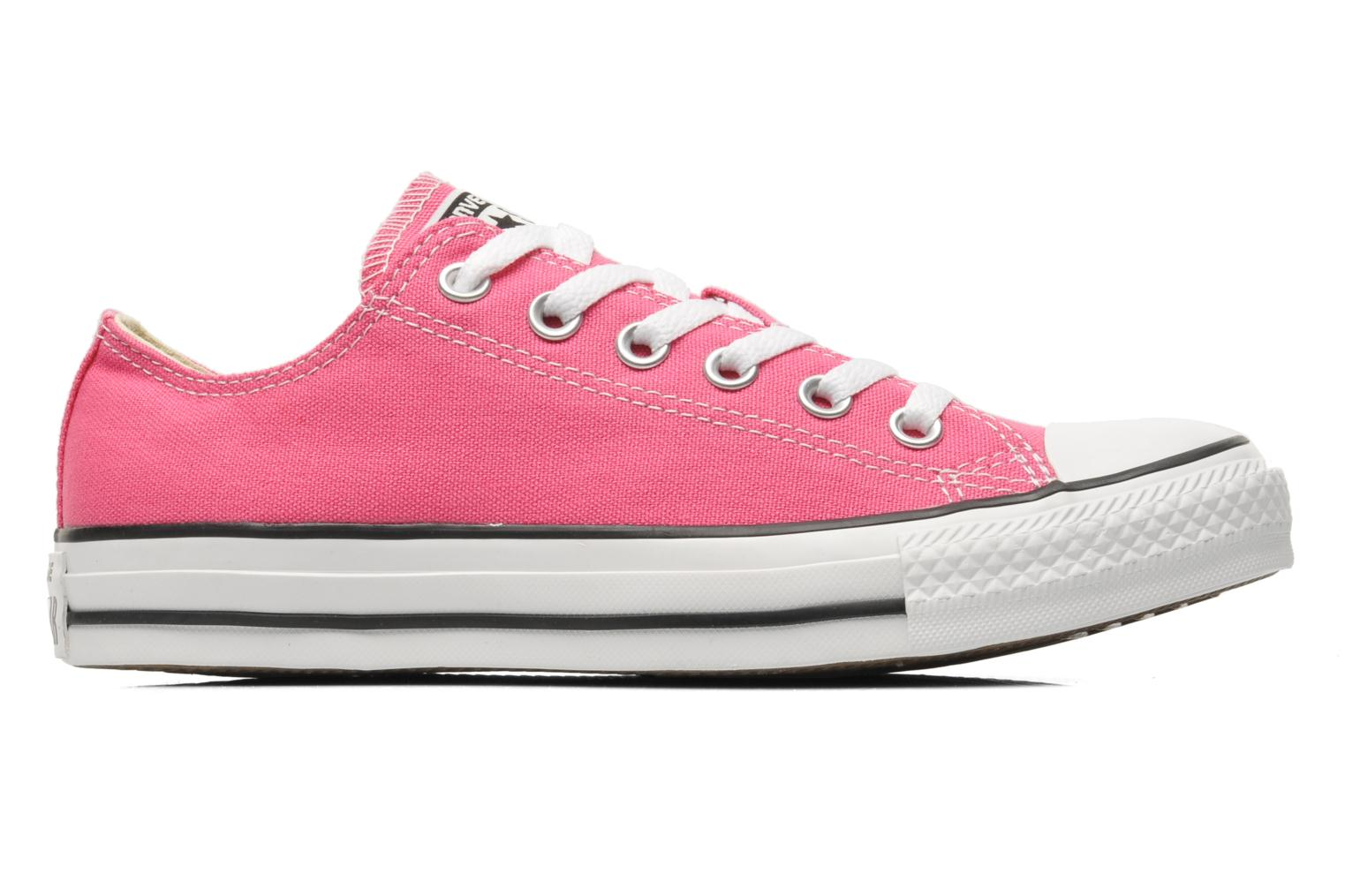 Sneakers Converse Chuck Taylor All Star Ox W Roze achterkant