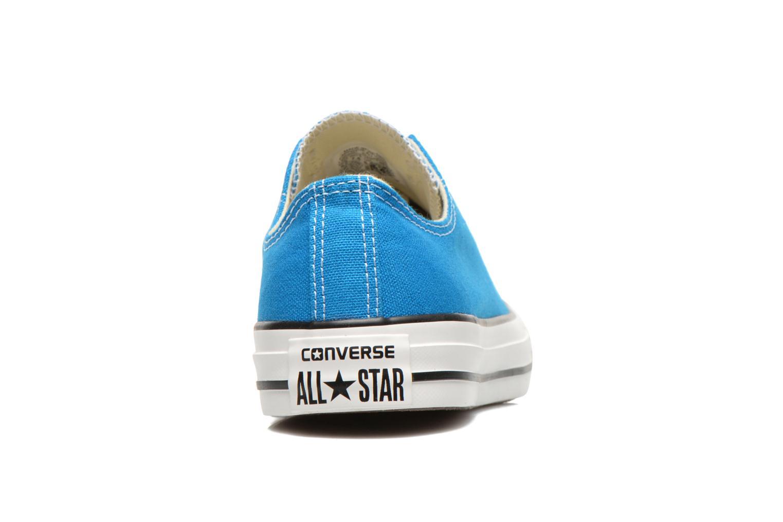 Chuck Taylor All Star Ox W Bleu Cyan