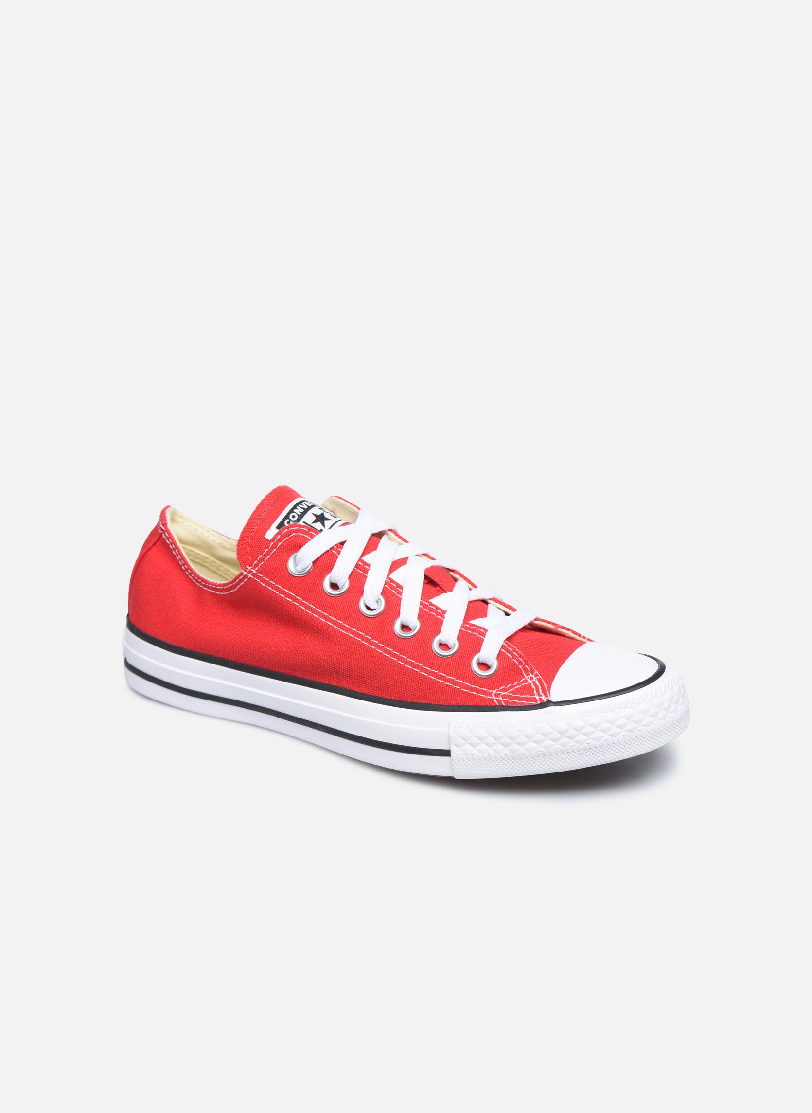 Grandes descuentos últimos zapatos Converse Chuck Taylor All Star Ox W (Rojo) - Deportivas Descuento
