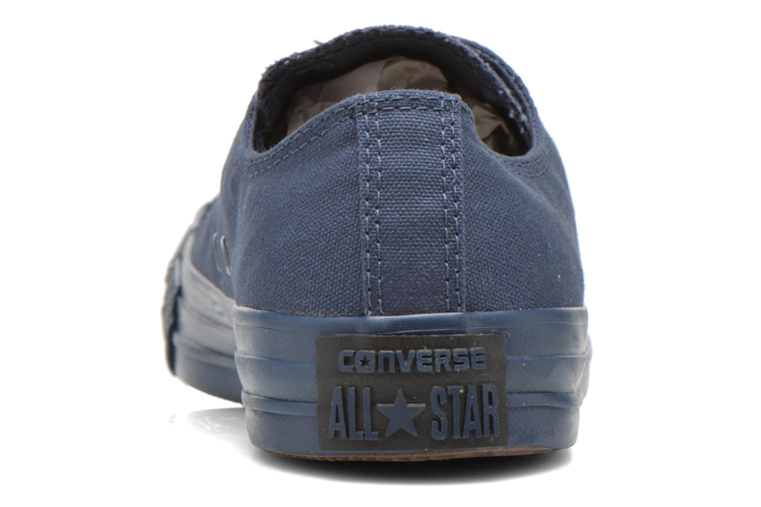 Chuck Taylor All Star Ox W Navy-Brown-Navy