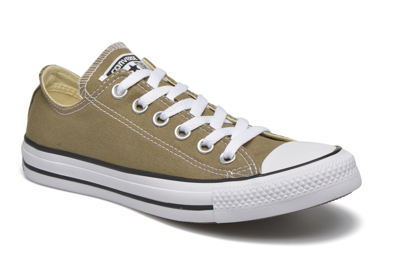 Sneaker Converse Chuck Taylor All Star Ox W grün detaillierte ansicht/modell