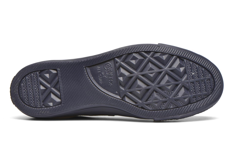 Sneaker Converse Chuck Taylor All Star Ox W blau ansicht von oben