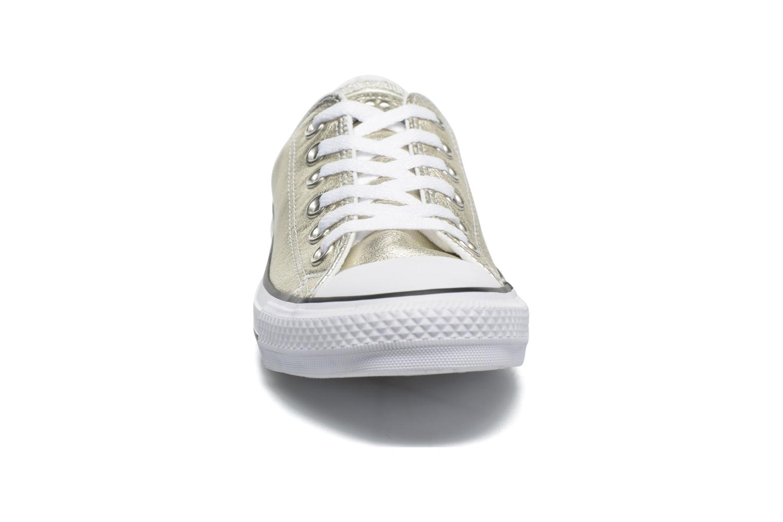Sneakers Converse Chuck Taylor All Star Ox W Goud en brons model