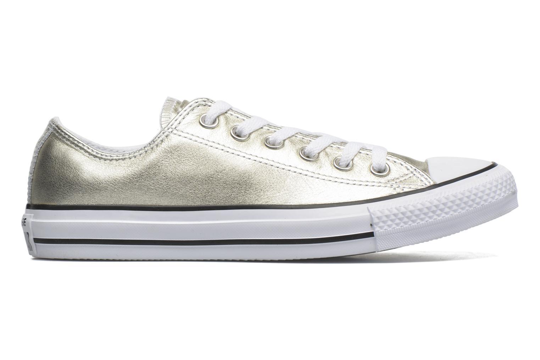 Sneakers Converse Chuck Taylor All Star Ox W Goud en brons achterkant