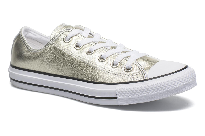 Sneakers Converse Chuck Taylor All Star Ox W Goud en brons detail
