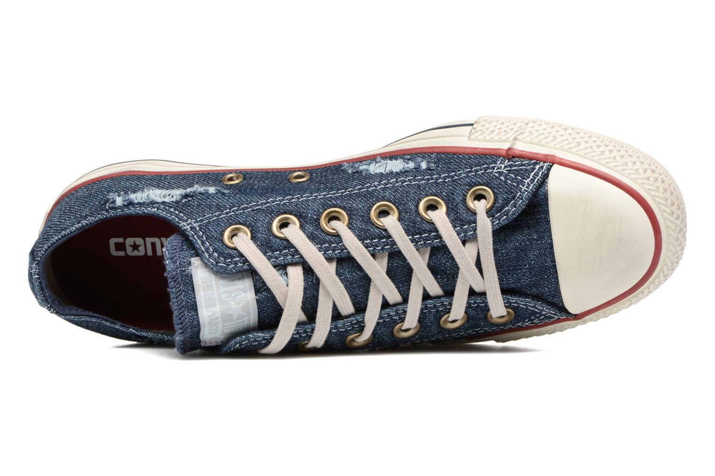 Converse Chuck Taylor All Star Ox W Blauw Vinden Grote Online fmiq2sW4