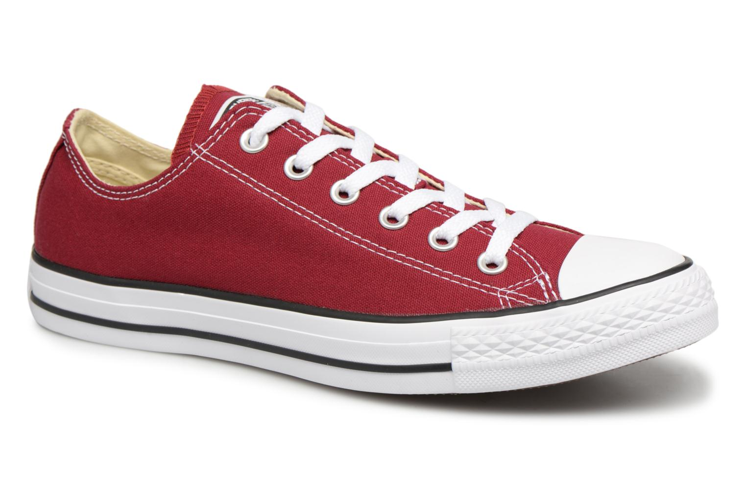 Chuck Taylor All Star Ox W Bordeaux