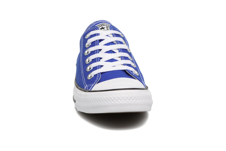 Grandes descuentos últimos zapatos Converse Chuck Taylor All Star Ox W (Azul) - Deportivas Descuento