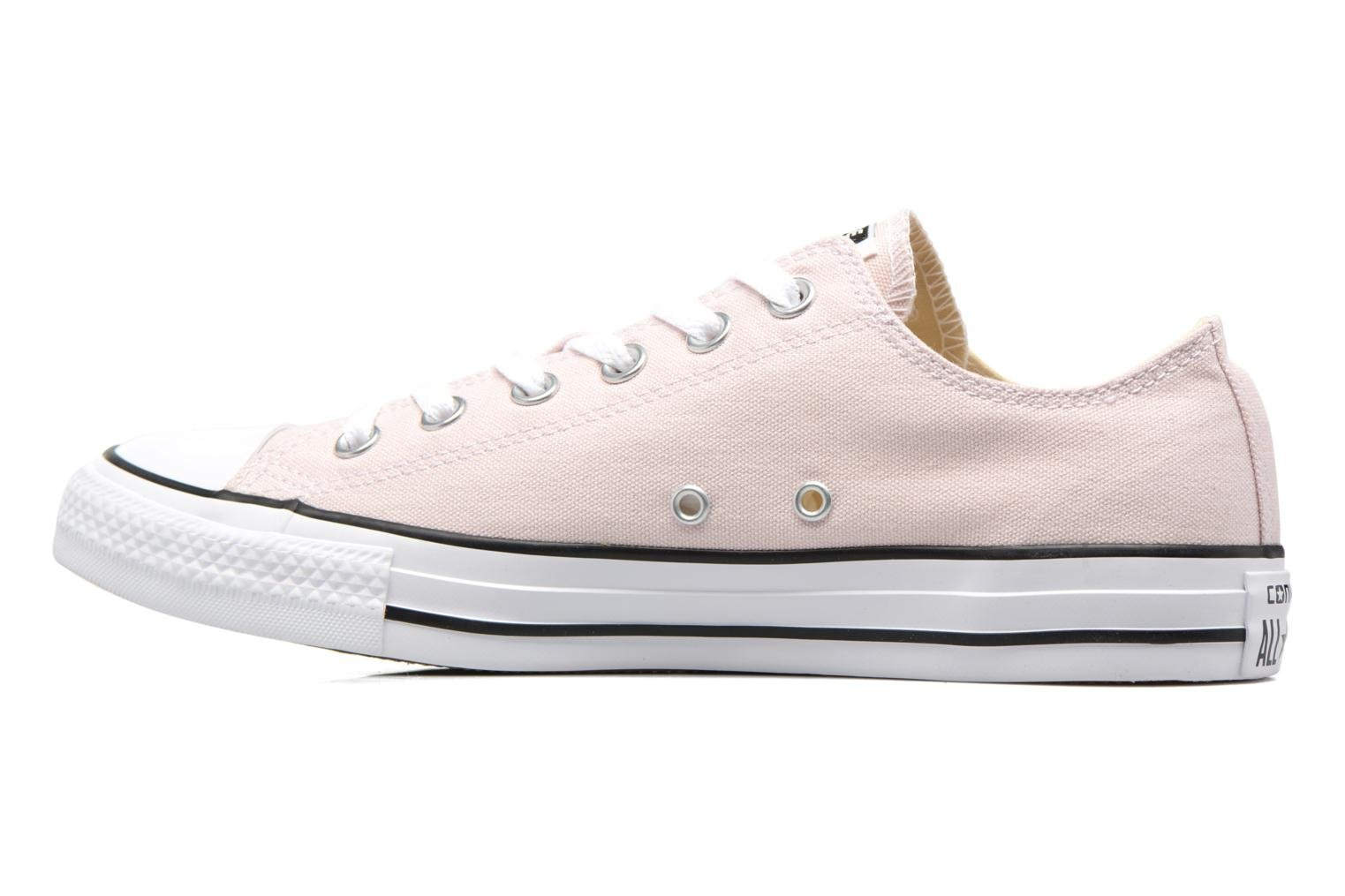 Baskets Converse Chuck Taylor All Star Ox W Rose vue face