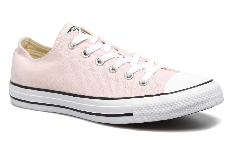 Los últimos zapatos de descuento para hombres y mujeres Converse Chuck Taylor All Star Ox W (Rosa) - Deportivas en Más cómodo