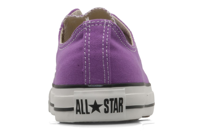 Chuck Taylor All Star Ox W Violet clair