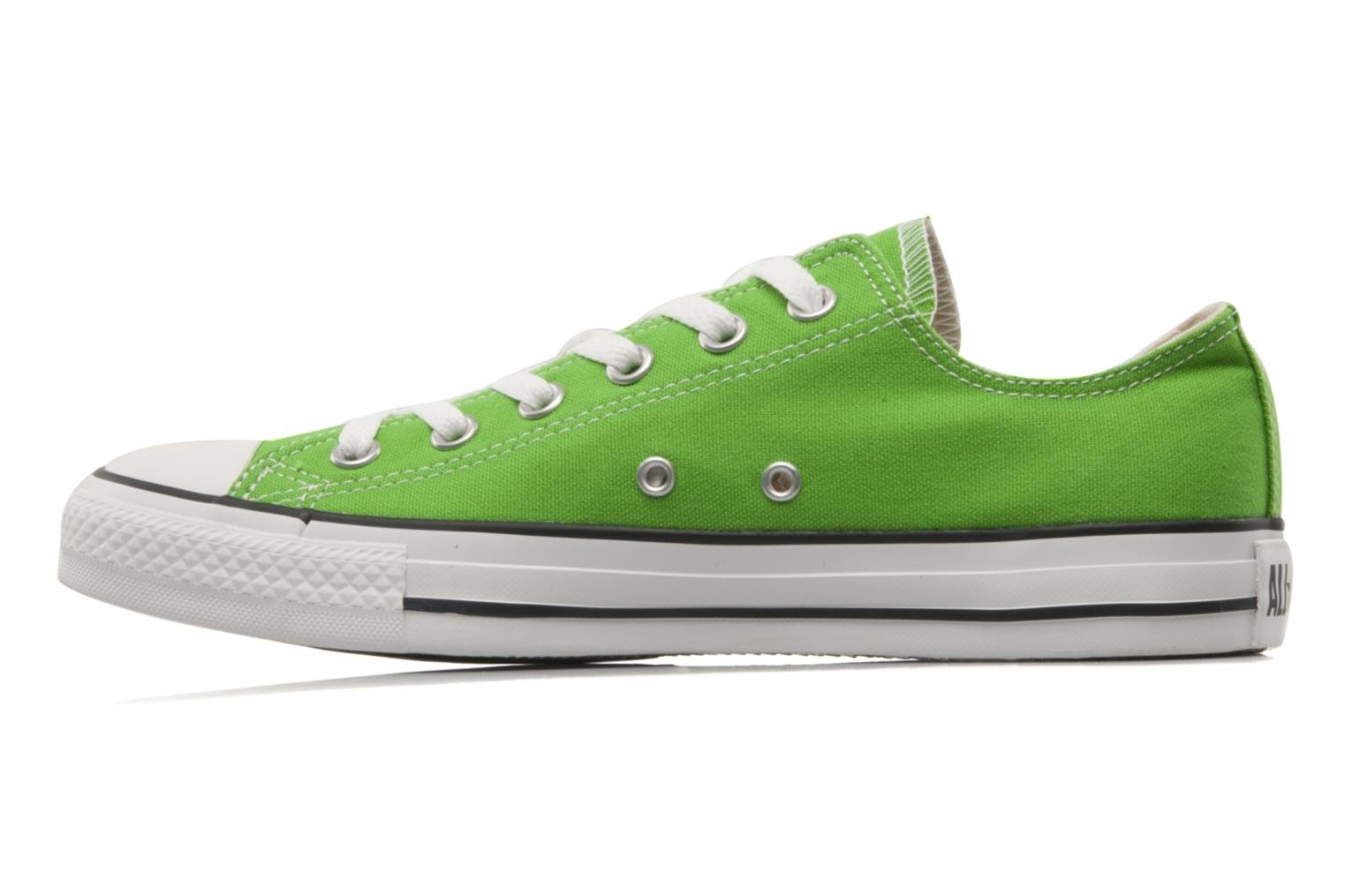 Trainers Converse Chuck Taylor All Star Ox W Green front view