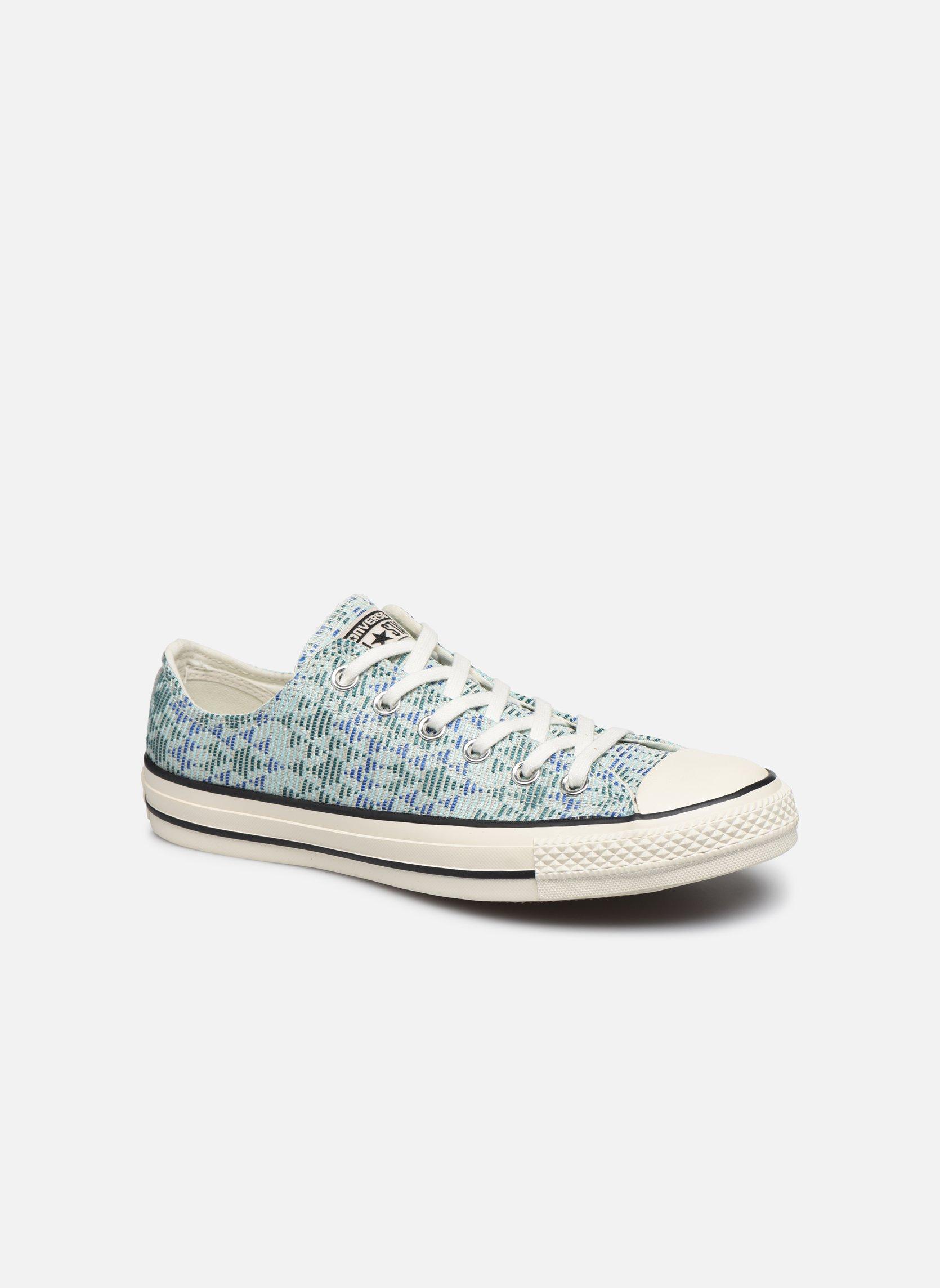 Rebel Teal/Converse Natural/La