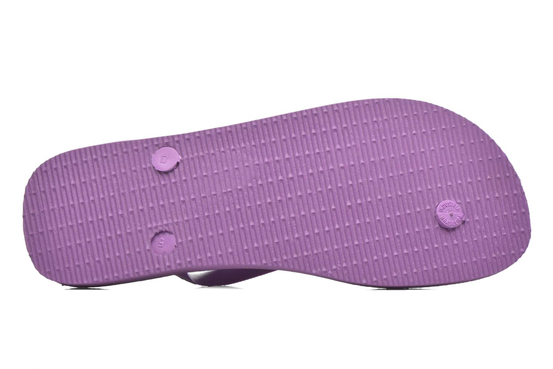 Top Femme Purple