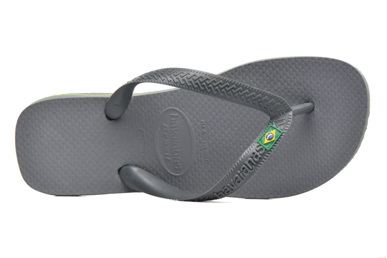 Havaianas Havaianas Femme Steel Brazil Brazil Grey UwSHq7vU