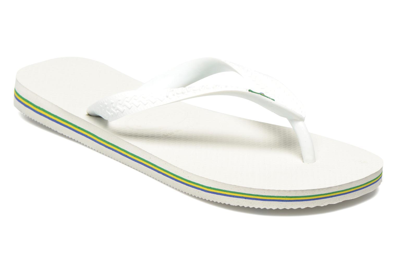 Slippers Havaianas Brazil Femme Wit detail