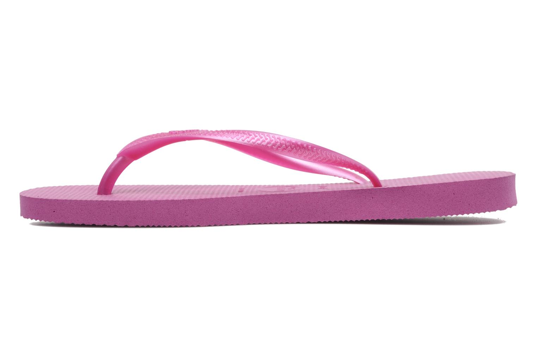 Slim Métallic Femme Light pink-pink