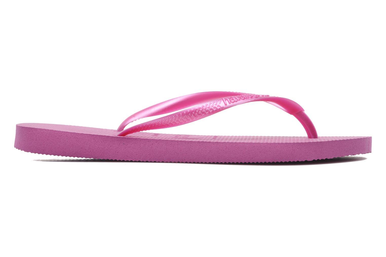 Slim Metallic F Light pink-pink