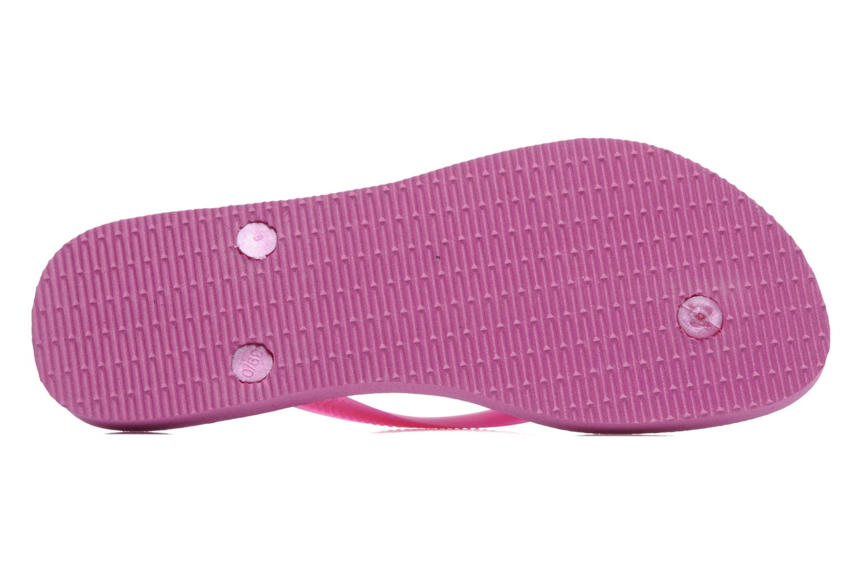 Slim Metallic Femme Light pink-pink
