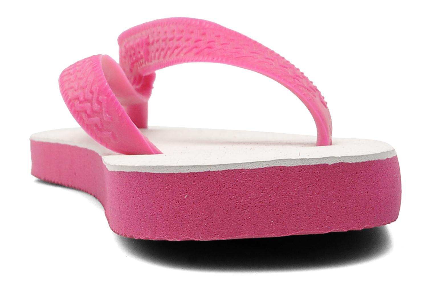 Flip flops Havaianas Tradicional Femme Pink view from the right
