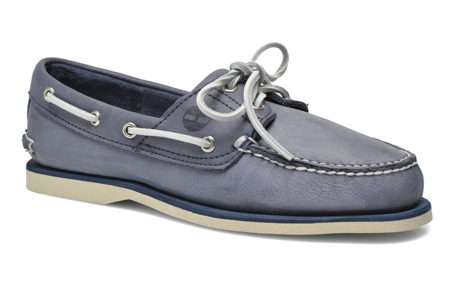 Classic  Boat  Classic 2 Eye Navy