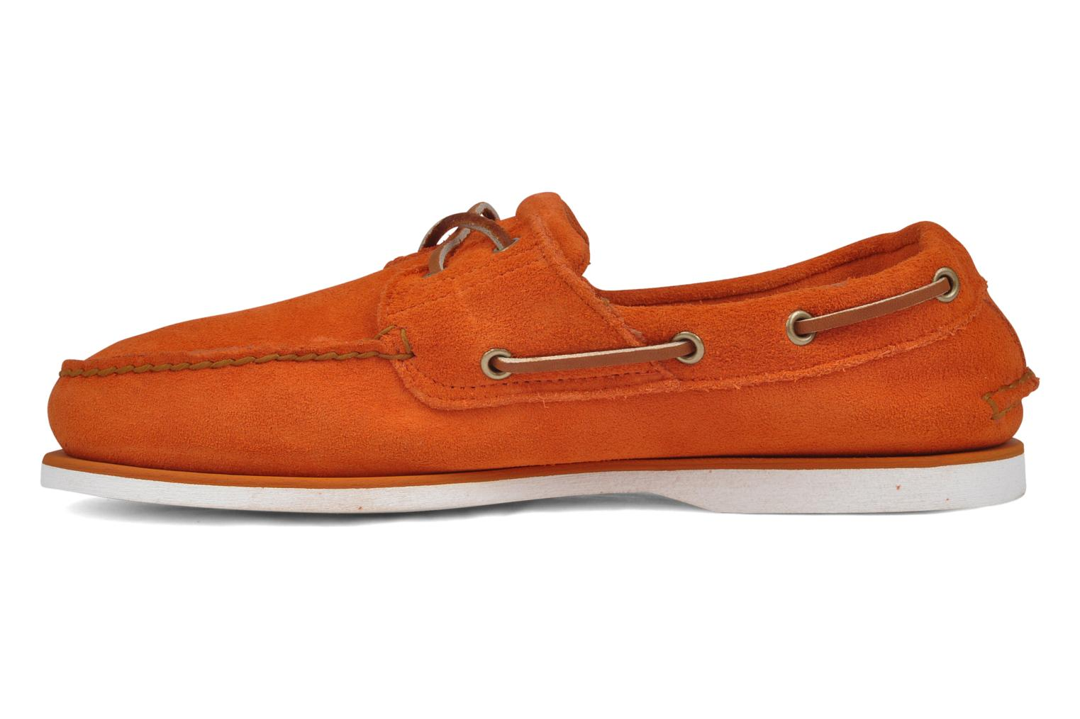 Classic  Boat  Classic 2 Eye Orange rust