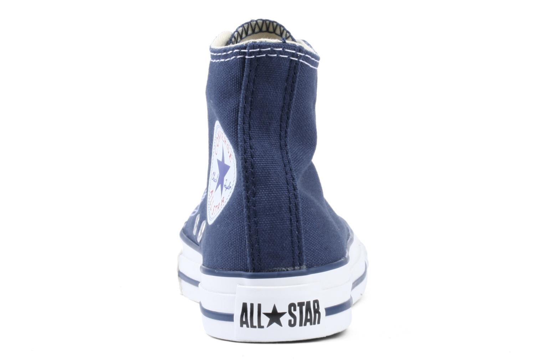 Sneakers Converse Chuck Taylor All Star Hi K Blauw rechts