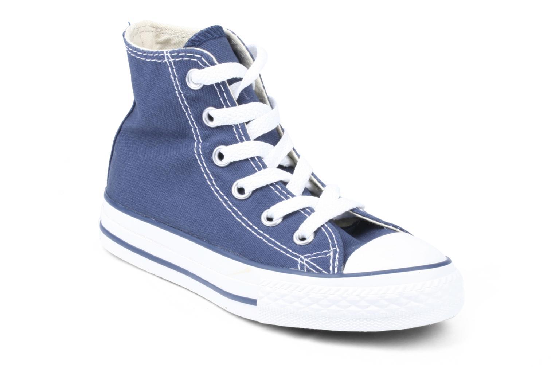 Sneakers Converse Chuck Taylor All Star Hi K Blauw detail