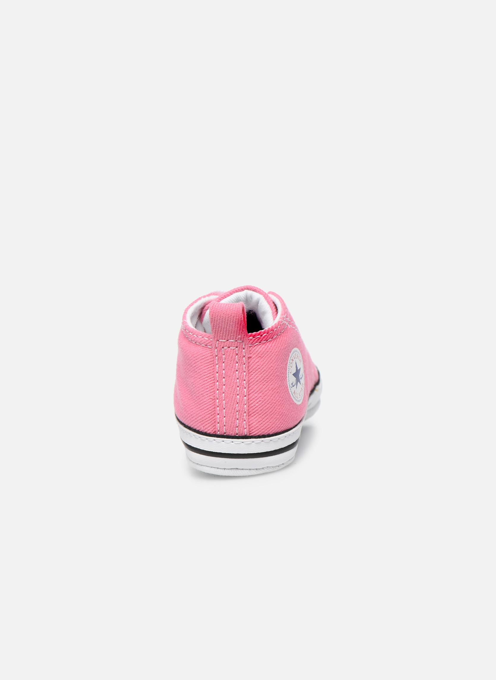 Sneaker Converse First Star Cvs rosa ansicht von rechts