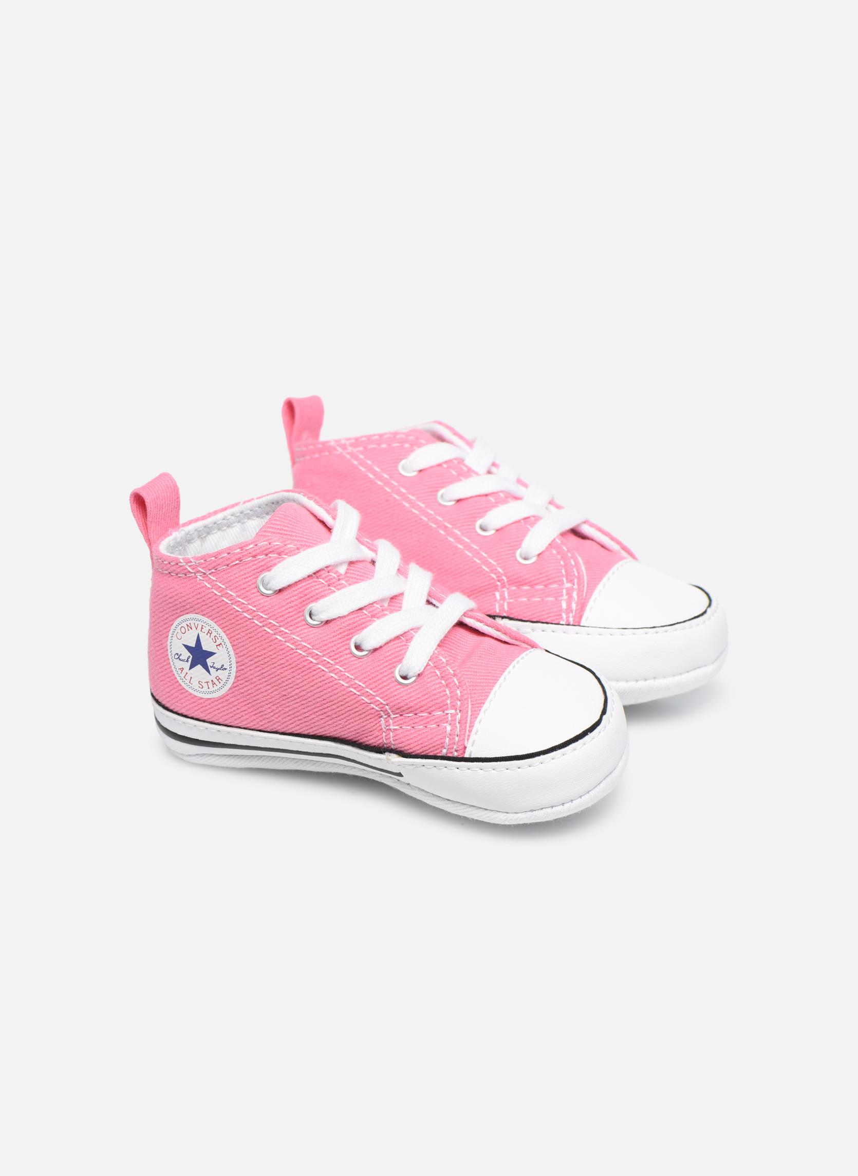 Sneaker Converse First Star Cvs rosa detaillierte ansicht/modell