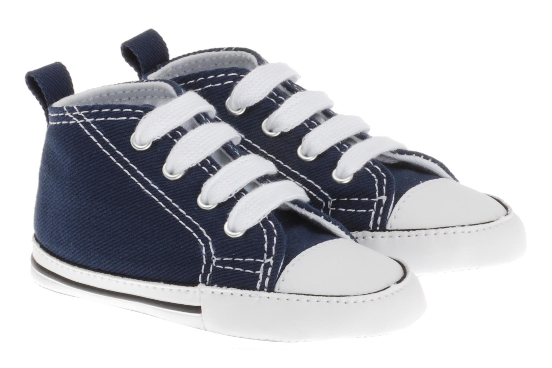 Sneakers Converse First Star Cvs Blå detaljerad bild på paret