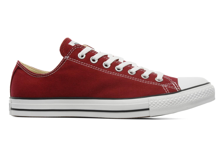 Sneakers Converse Chuck Taylor All Star Ox M Bordò immagine posteriore