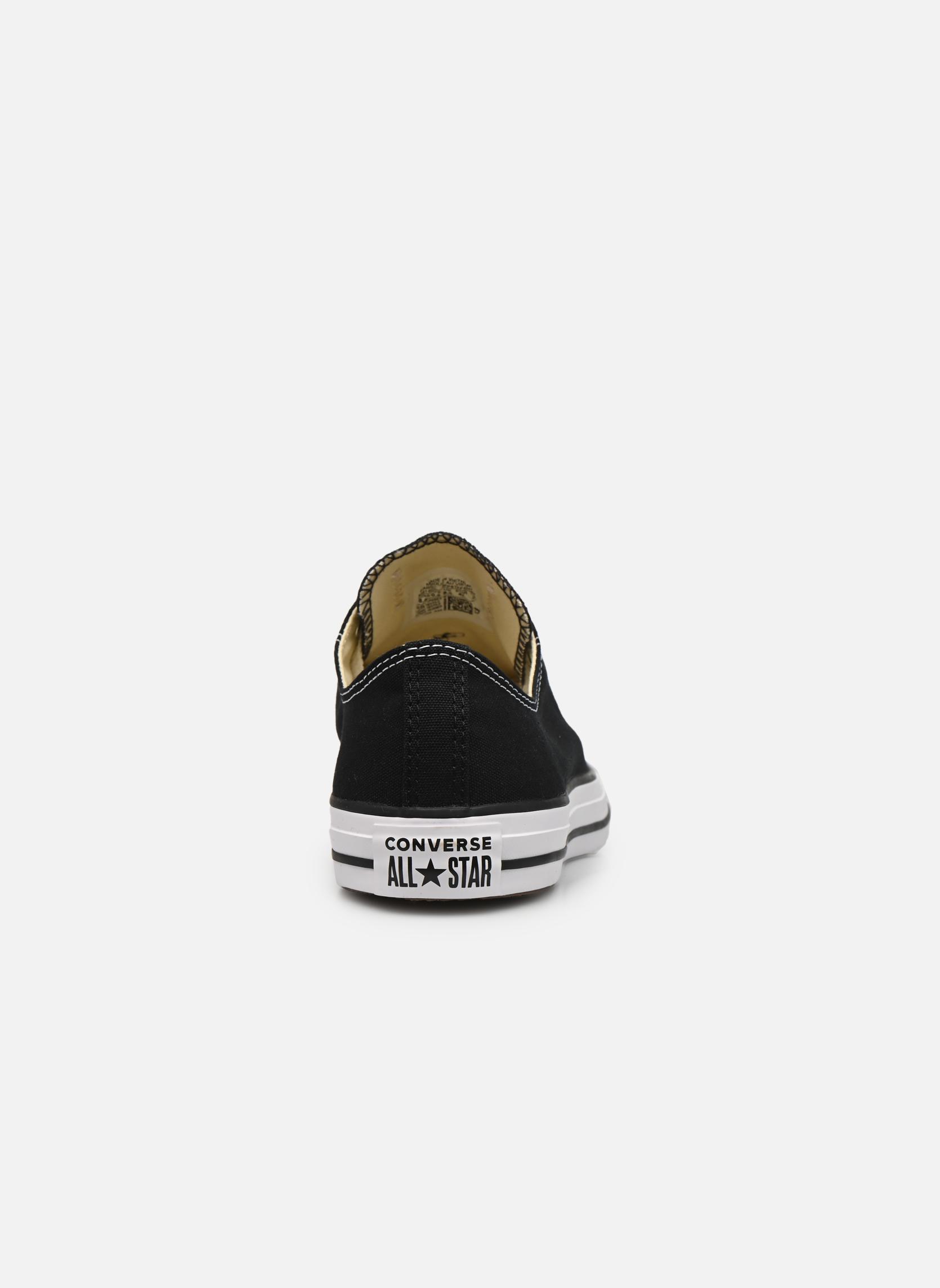 Sneaker Converse Chuck Taylor All Star Ox M schwarz ansicht von rechts