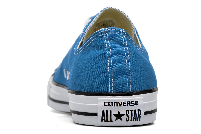 Chuck Taylor All Star Ox M Bleu Cyan