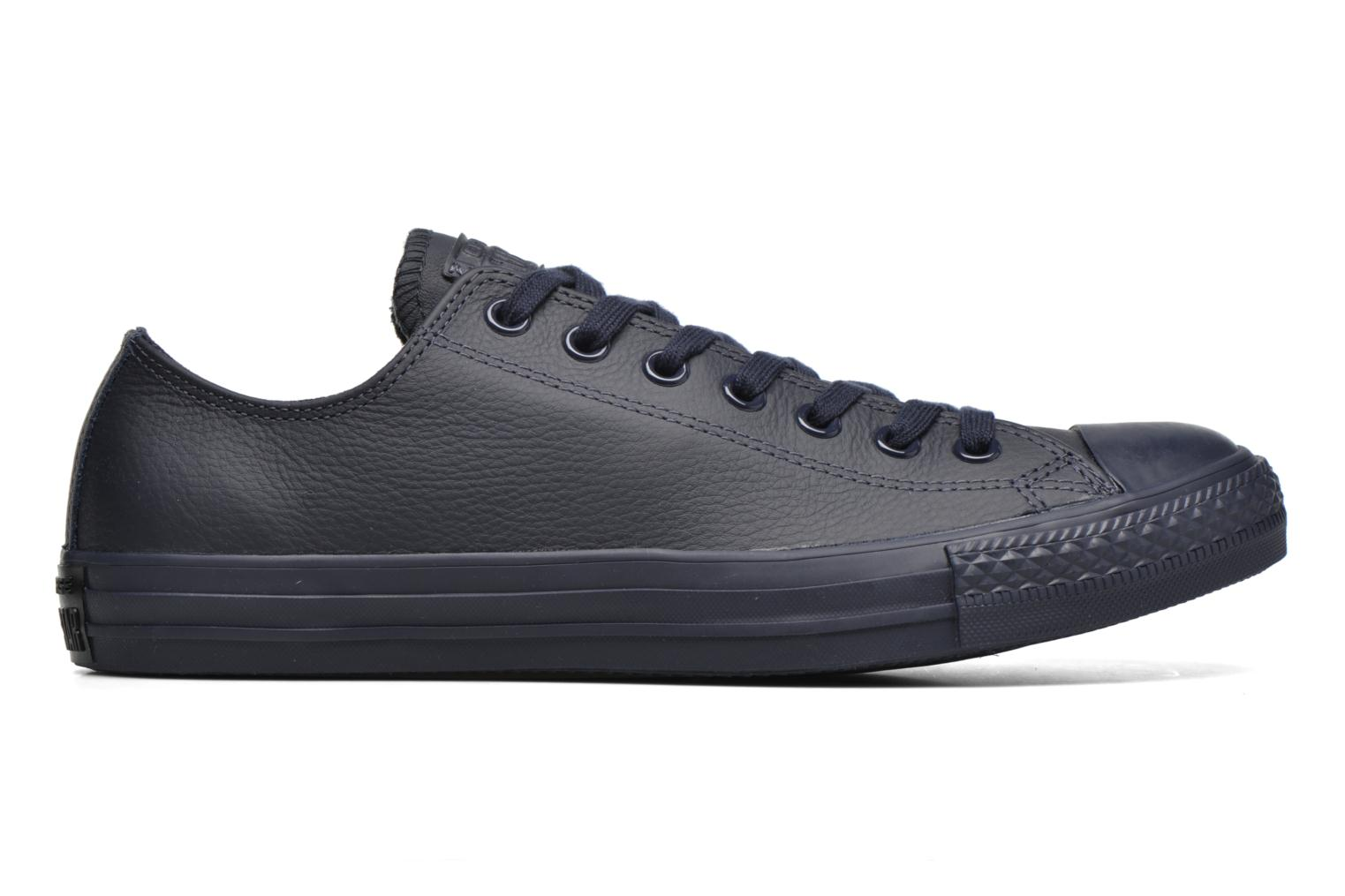 Sneakers Converse Chuck Taylor All Star Ox M Blauw achterkant