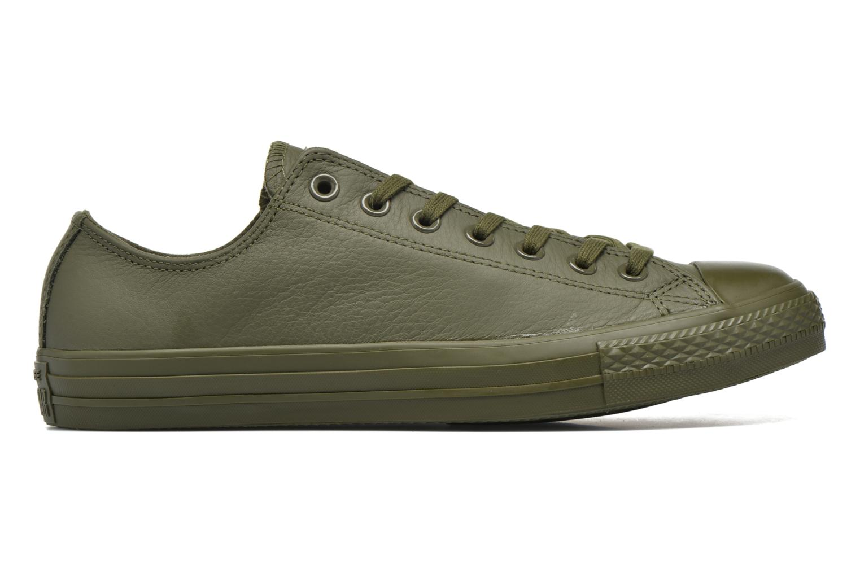 Sneakers Converse Chuck Taylor All Star Ox M Groen achterkant
